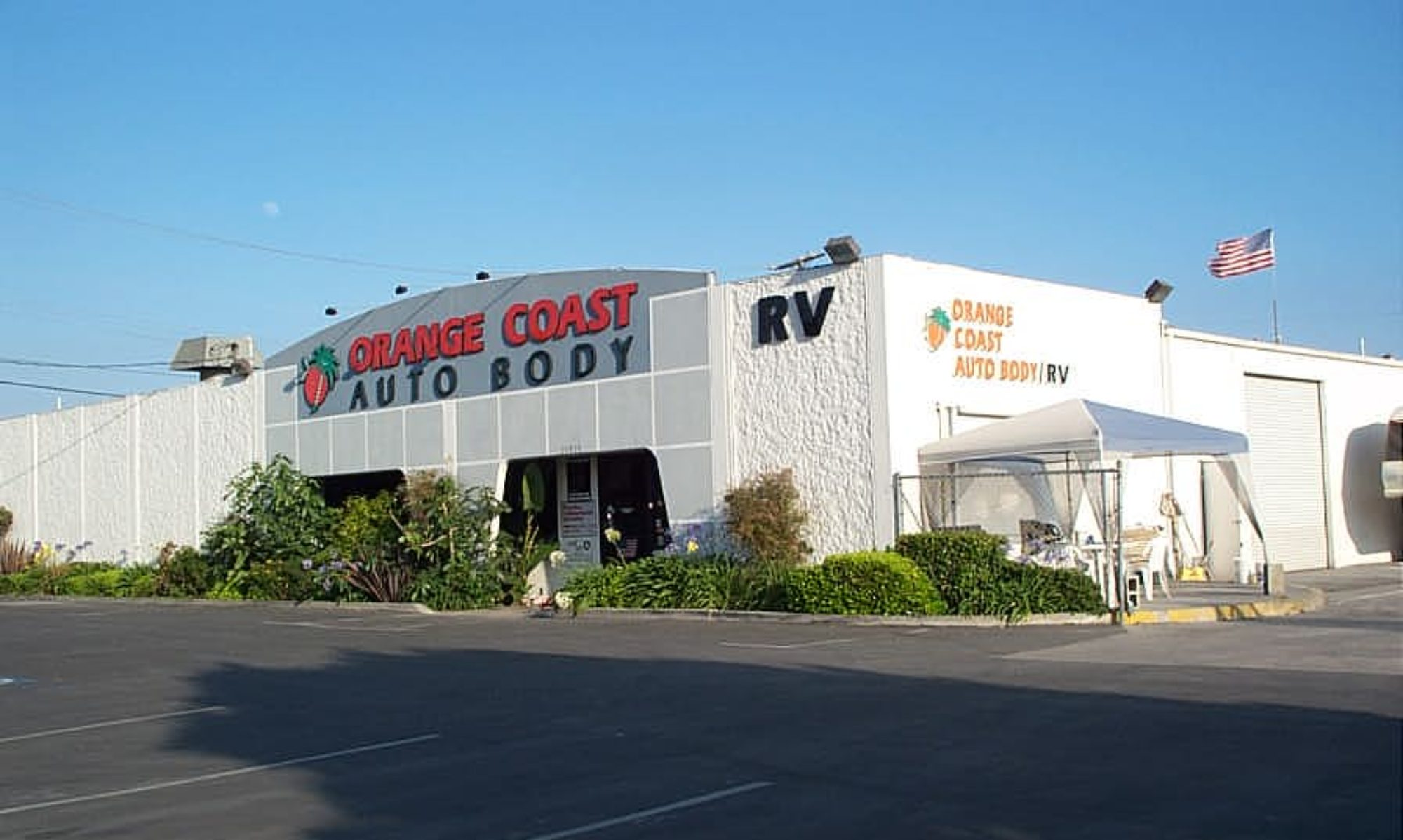 Where To Paint Car Parts Orange County Ca